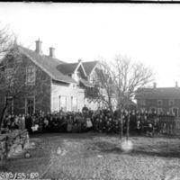 Jæren Folkehøgskule - gamle bygninger